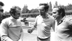 1974-Lauda_Forghieri_Regazzoni-Monz