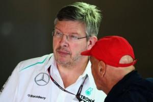 Dopo il GP della Malesia, c'è aria di crisi in Mercedes fra Niki Lauda e Ross Brawn.