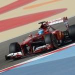 """Fernando Alonso (Ferrari), protagonista di una rimonta """"impossibile""""."""