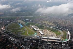 Il circuito di Interlagos che rischia di sparire dal panorama della F1.