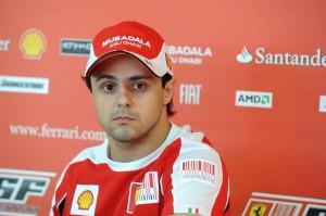 Felipe Massa: quattro incidenti in tre Gran Premi.
