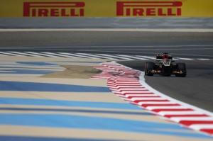 Kimi Raikkonen è stato il più veloce della prima giornata di prove libere per il GP del Bahrain.