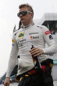 Kimi Raikkonen (Lotus E21)