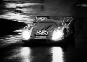 La 917 K di Hans Herrmann e Richard Attwood con cui nel 1970 la Porsche ottenne la sua prima vittoria assoluta alla 24 Ore di Le Mans.