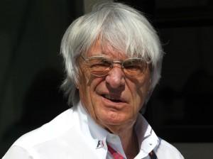 """Bernie Ecclestone, il """"Supremo"""" della Formula 1."""