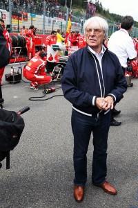Bernie Ecclestone è accusato in Germania di corruzione e malversazione.