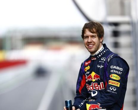 Infiniti Red Bull Racing - Filming Day