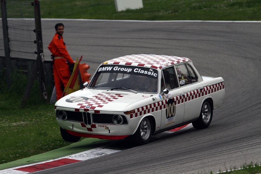 Coppa Intereuropa: in pista e nel paddock le autostoriche ...