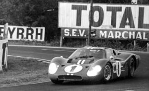 1967 Ford GT-40 Mk IV