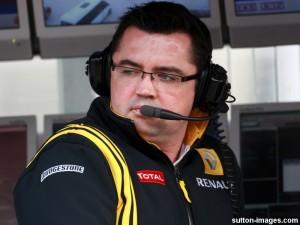 Boullier non vorrebbe la Michelin al posto della Pirelli