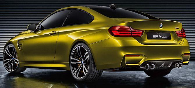 La nuova BMW M4