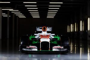 Congelato lo sviluppo della Force India del 2013