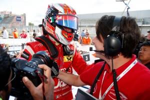 Nuova affermazione per l'italiano Raffaele Marciello in gara 2 dell'Euro F3 al Nürburgring.