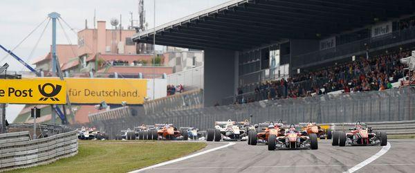 FIA Formula 3 European Championship, round 7, race 3, Nuerburgring (D)