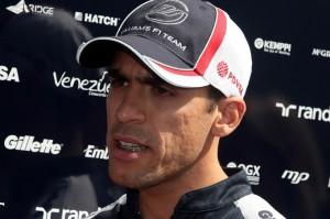 Maldonado dice che è stata ingiusta la sua penalità a Spa
