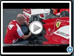 Viaggio nella tecnica della F1