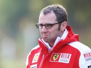 Stefano Domenicali, amministratore delegato di Scuderia Ferrari