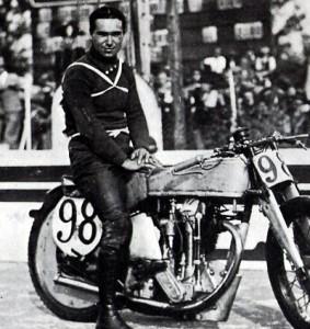 Taruffi Monza Norton