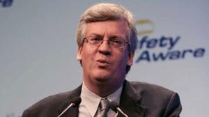 David Ward, lo sfidante di Jean Todt per la presidenza della Fia.