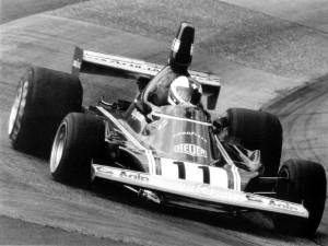 GP di Germania 1974 - Regazzoni