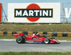 La Brabham Alfaromeo BT46 del 1977