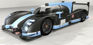 La LM P1 progettata da Nicolas Perrin per la prossima 24 Ore di Le Mans.