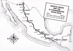 percorso_Carrera_Panamericana-1953