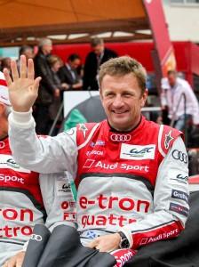 Si ritira Allan McNish, uno dei piloti storici di Le Mans