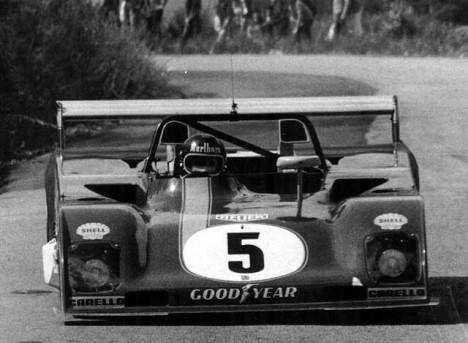 5 Ferrari 312 PB   Jacky Ickx - Brian Redman (65)