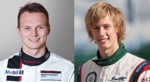 Lieb ed Hartley completeranno la formazione Porsche
