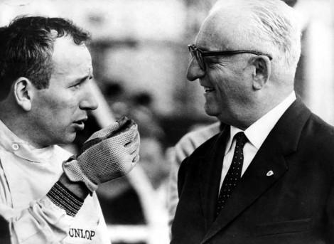 Surtees And Ferrari