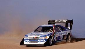 AUTO/RALLYE RAID 1989