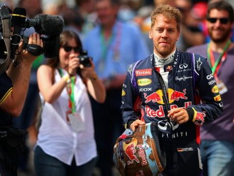 Vettel crisi