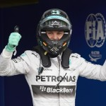 Rosberg pole silverstone
