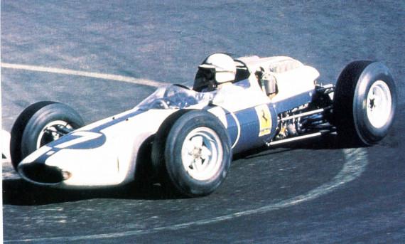 In disaccordo con la CSAI, nel 1964 Enzo Ferrari fece correre le sue vetture nel GP del Messico coi colori Americani