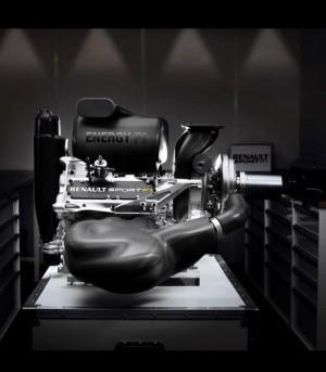 Motore F1 Renault 2015