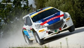 Paolo Andreucci, Anna Andreussi (Peugeot 208 T16, #2);