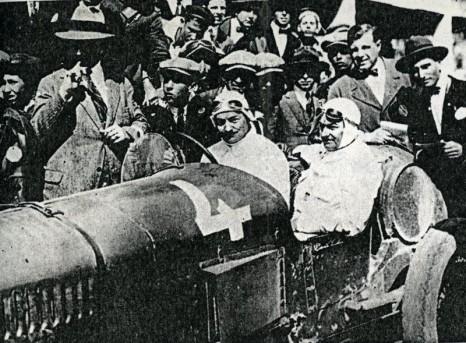 Boillot Coppa Florio 1925