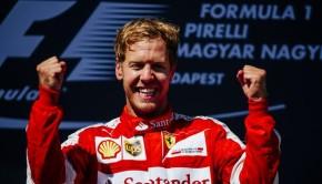 Vettel Ungheria