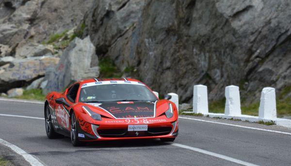 Record Ferrari