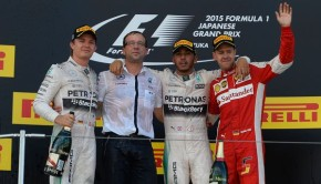 GP GIAPPONE F1/2015  - 26/09/15