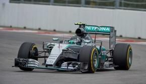 Nico Rosberg conquista la pole al GP Russia 2015 con la sua Mercedes F1