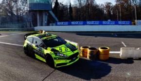 Valentino Rossi Monza Rally Show 2015 prove libere