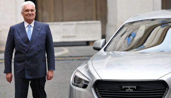 Gian Mario Rossignolo, ex proprietario della De Tomaso