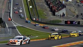 Maserati Trofeo Spa 2014