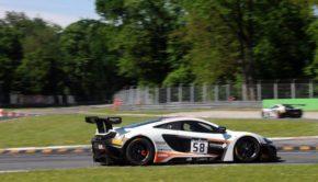 Bes Monza McLaren vincitrice