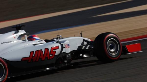 Haas Bahrain 2016