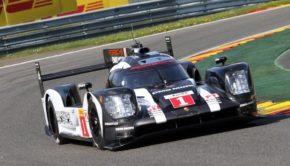 6 Ore di Spa Porsche n 1
