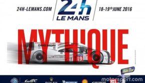 LeMans2016 poster