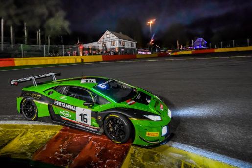 La Huracán GT3 del Grasser Racing Team